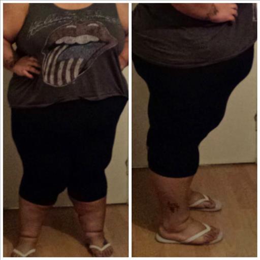 Big bbw leggings